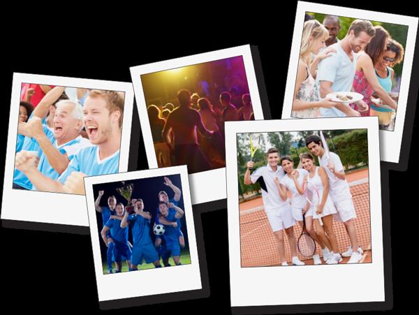 DJ inhuren en feest organiseren voor sportverenigingen