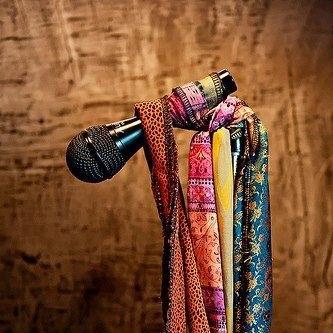 Sjaaljtes microfoon